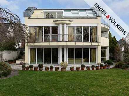Repräsentative Villa in der Göttersiedlung