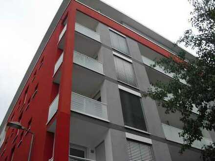 Kapitalanlage CITY-PARK Karlsruhe - 2 Zimmer ETW im EG, kl. Terrasse und TG Stellplatz