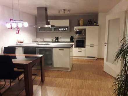 Neuwertige 3-Zimmer-Wohnung mit Balkon und Einbauküche in Bad Kreuznach