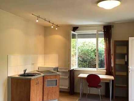 Ein Zimmer im Garten. Studenten-Appartement. In ca. 12 Min. Fußweg zur PH