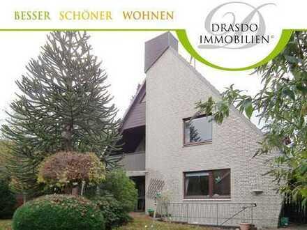 Einfamilienhaus in ruhiger Pinneberger Wohnlage.