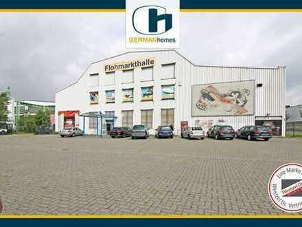 Provisionsfrei für Käufer - Gewerbehalle zur Nutzung oder für Neubauprojekt im Schaufenster - Bremer