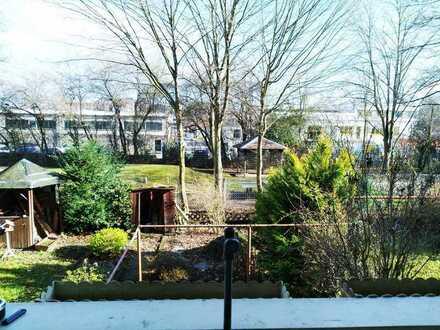 3-Zimmer-Whg. mit Terrasse & Garten in schöner Lage