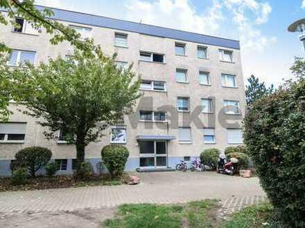 Bereits vermietete Kapitalanlage: 3-Zi.-Whg. mit Loggia in Ludwigshafen am Rhein