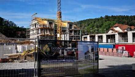 ETW 15/Haus A * Tolle 3-Zi-Neubauwohnung mit großem Balkon