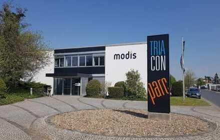 3 attraktive Büroflächen im TRIACON PARC von 180 qm bis 408 qm - provisionsfrei