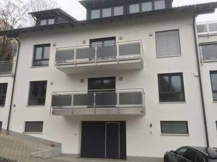 Erstbezug: hochwertiges Apartment mit Sonnenterrasse und EBK in 1a Lage von Deggendorf