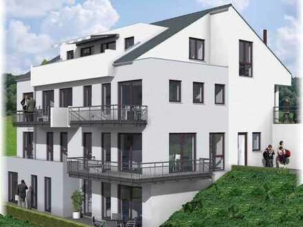 """Wohnanlage """"OBORO"""" in Obernburg, Terrassenwohnung"""
