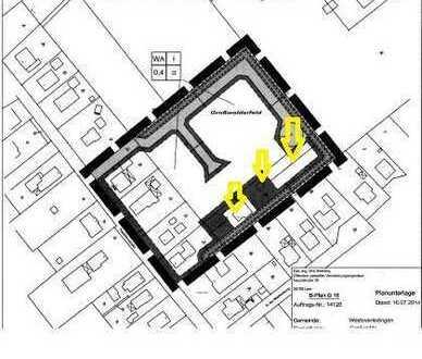 exklusives Baugrundstück mit weitreichenden Bebauungsmöglichkeiten Kapellenstrasse in Großwolderfeld