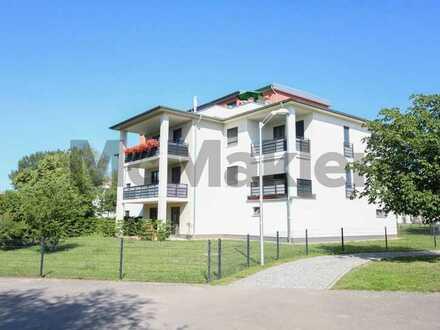 Kapitalanlage: Neuwertige DG-Wohnung inkl. Dachterrasse in grüner Parklage