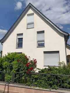 Helle OG-Wohnung am nördlichen Stadtrand von Pfungstadt
