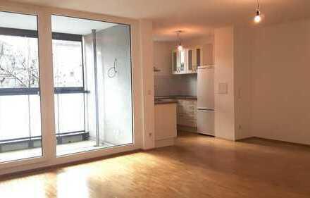 *gepflegt und bezugsfrei*: zentral gelegene 3-Zimmer-Wohnung in der Werinherstraße 97