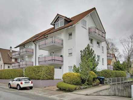 Gepflegte Wohnung in ruhiger Stadtlage