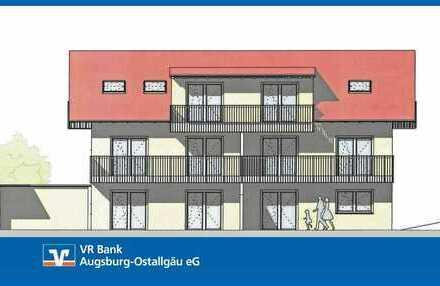 """***PROVISIONSFREI*** Neubau """"Tiroler Straße"""" 3 Häuser mit je 5 Eigentumswohnungen in Pfronten"""