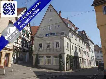 Gemütliches Cityapartment in Pfullendorf