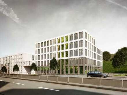 RUHR REAL: Neubau-Erstbezug: Büros mit Blick über die Stadt, TOP-Infrastruktur und Anbindung!