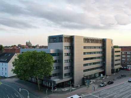 Penthouse Büroflächen mit Blick über Münster – Erstbezug!