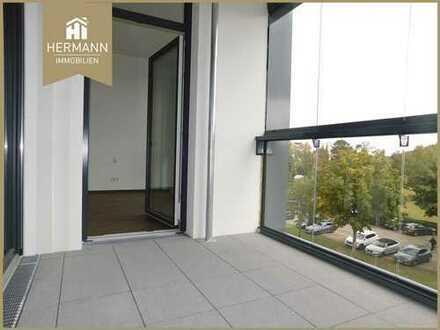 Neubau-Erstbezug! Schöne 3-Zimmer-Wohnung mit Wintergarten in Hochheim!