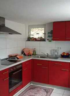 Modernisierte Wohnung mit drei Zimmern und Einbauküche in Pfaffenhofen an der Roth