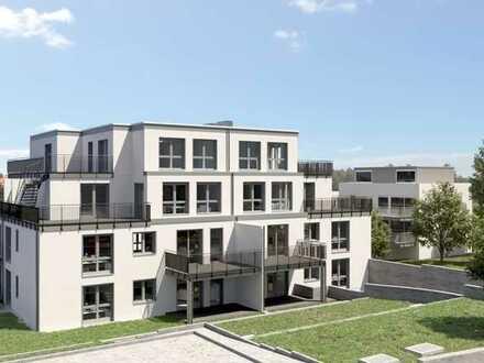 Neubau Unikat - Exklusive Penthousewohnung mit 5 Zimmern und 2 Dachterrassen