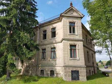 Wunderschönes villenartiges Wohnhaus/ Zweifamilienhaus zwischen Görlitz und Zittau