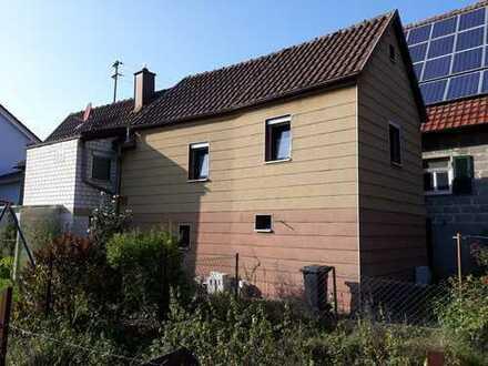 Kleines Haus mit zwei Zimmern in Hohenlohekreis, Bretzfeld zu verkaufen oder zu vermieten