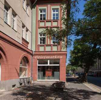 zentrumsnahe Gewerberäume zwischen Bahnhof und Fußgängerzone