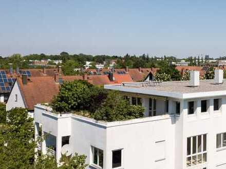 Eine echte Rarität - Maisonette-Wohnung mit 100m² Dachterrasse