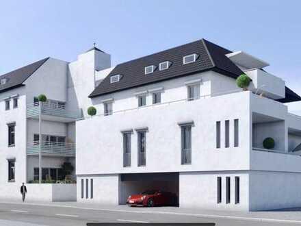 W10 Sehr schöne Neubau-Eigentumswohnung mit Loggia in Lampertheim-Hüttenfeld
