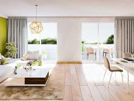 offenes 4 Zimmer Penthouse mit großer Dachterrasse!
