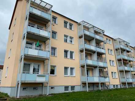 3-Zimmerwohnung mit unverbautem Blick!