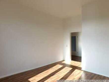 Lichtdurchflutete 3-Raum-Wohnung mit Balkon