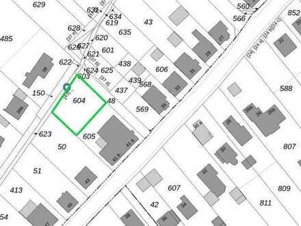 Grundstück inklusive Bauprojekt für ein Mehrfamilienhaus mit 5 Wohneinheiten!