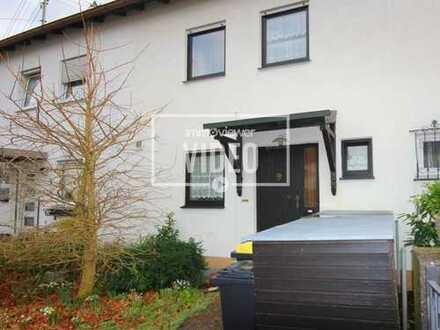Friedberg-Wulfertshausen! Ruhig gelegenes Reihenmittelhaus mit Garage und kleinem Garten!