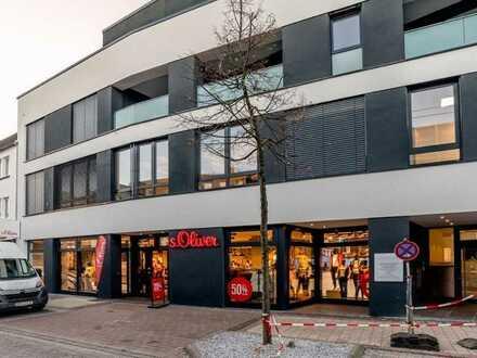 Barrierefreies Wohnen mit Tiefgaragenstellplatz im Zentrum von Heinsberg. Neubau-Erstbezug.