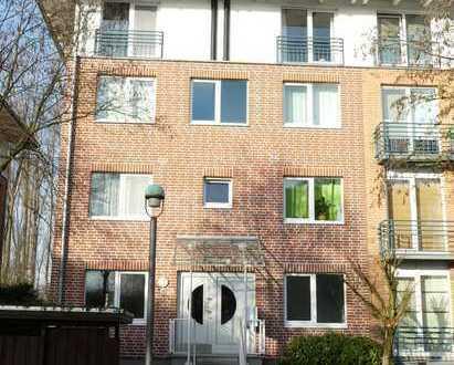 schicke 2-Zimmer-Wohnung mit großem Westbalkon in Horn-Lehe Nähe Universität