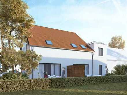 ++ NEUBAU! Haus A - Moderne und helle Doppelhaushälfte mit Terrasse, Garten & Stellplatz! ++