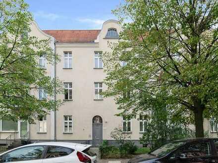2- Zimmer Wohnung in ruhiger Lage von Wilhelmsruh