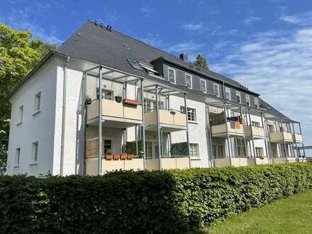 vermietete Eigentumswohnung mit Balkon + Stellplatz in guter Lage von Chemnitz zu verkaufen