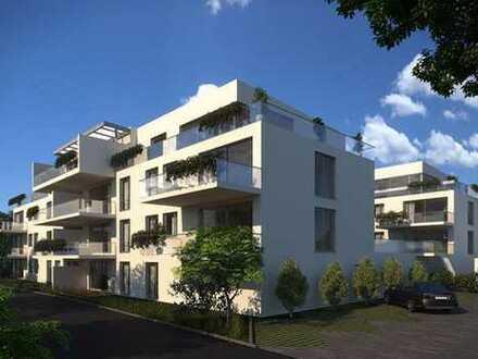 Neubau am Waldrand zur --Alten Färberei-- 2B