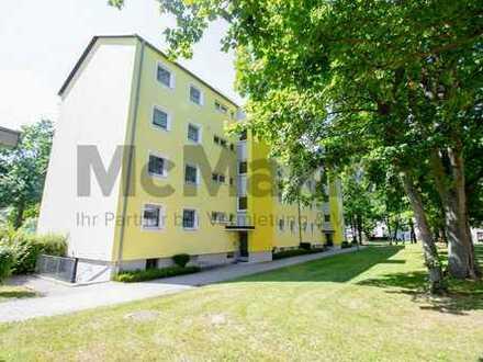 Für Kapitalanleger: Langfristig vermietete 3-Zi.-ETW urban und naturnah in Ingolstadt