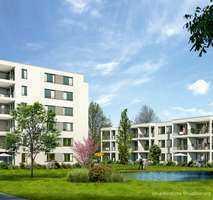 Traumhafte Senioren - Neubauwohnung im Grünen