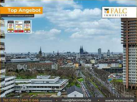 Über den Dächern Kölns