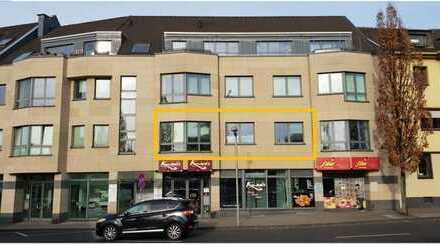 Pendler aufgepasst - barrierefreie 2-Zimmer Wohnung in bester Lage Euskirchens