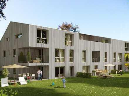 Vollholz - Ökologisch - Gesund - 3-Zimmer-OG Wohnung NEUBAU