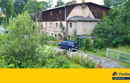 Baugrundstück 5000 m² auf dem Gelände eines ehemaligen Rittergutes Freiberg Sa.