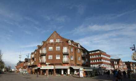 Strandnah & zentral in Westerland!! Großzügige 2-Zimmer-Stadtwohnung mit Südwestbalkon