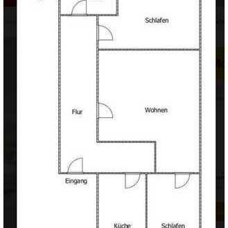 Attraktive, modernisierte 3-Zimmer-Wohnung zur Miete in Leverkusen