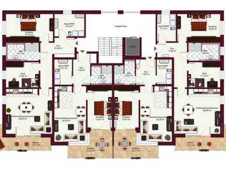 - R E S E R V I E R T - 3-Zimmer im 1. Obergeschoss