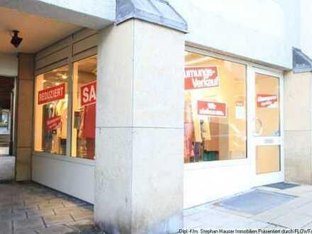 Starnberg-City: ca. 250 m² Ladenfläche - Hier können Sie sich entfalten!